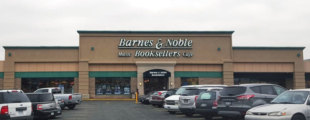 Barnes Noble Books Harmar Mall